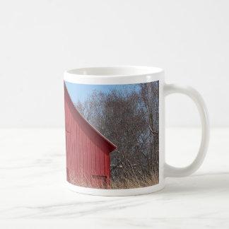 赤い納屋 コーヒーマグカップ
