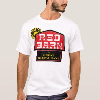 赤い納屋 Tシャツ