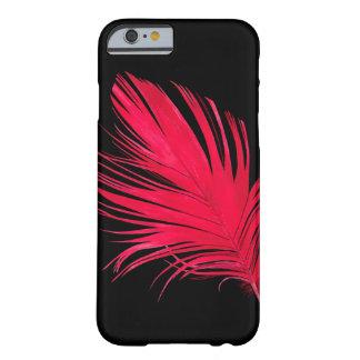 赤い羽の電話箱 iPhone 6 ベアリーゼアケース