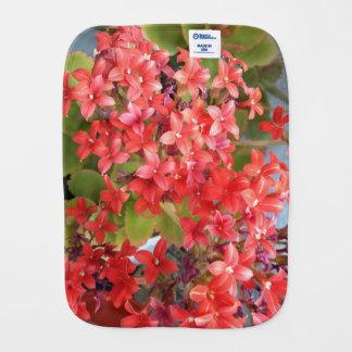 赤い花 バープクロス