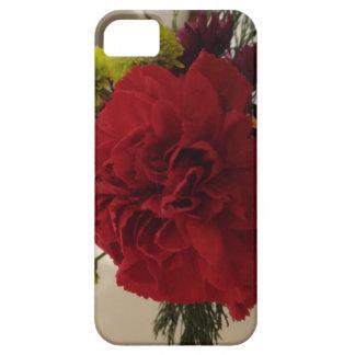 赤い花 Case-Mate iPhone 5 ケース