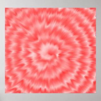 赤い螺線形 ポスター