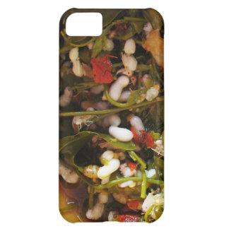 赤い蟻の卵サラダ…タイの通りの食糧 iPhone5Cケース