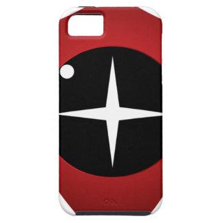 赤い視力 iPhone SE/5/5s ケース