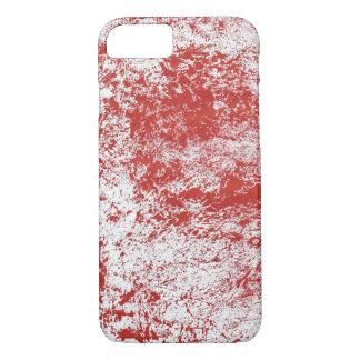 赤い質 iPhone 8/7ケース