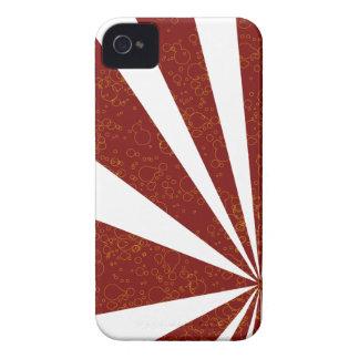 赤い輝やき Case-Mate iPhone 4 ケース