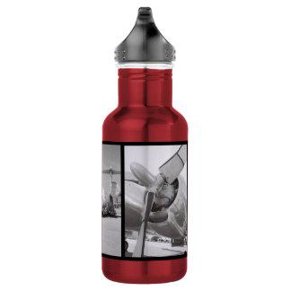 赤い飛行機 ウォーターボトル
