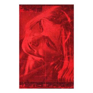 赤い|反射 カスタマイズレター用品