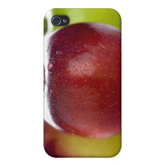 赤い iPhone 4/4Sケース