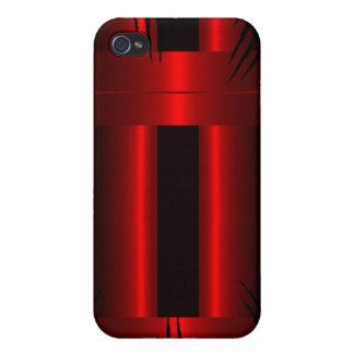 赤い iPhone 4 COVER