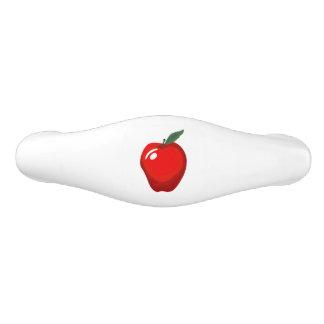 赤いAppleの台所引出しの引き セラミック引き出し取っ手