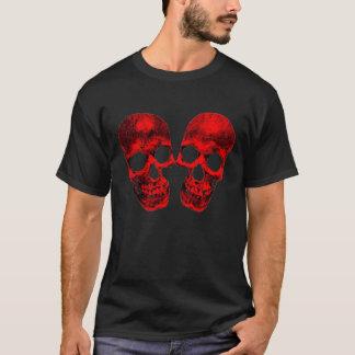 赤いSkullduggeryのTシャツ Tシャツ