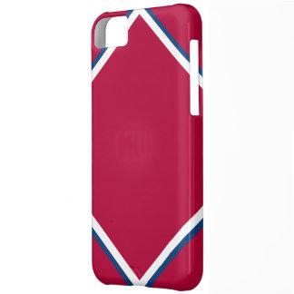 赤いTexのVibeのiPhone 5の箱 iPhone 5C ケース