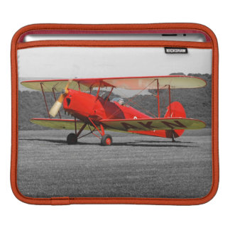 赤いTigermothのiPadの袖 iPadスリーブ