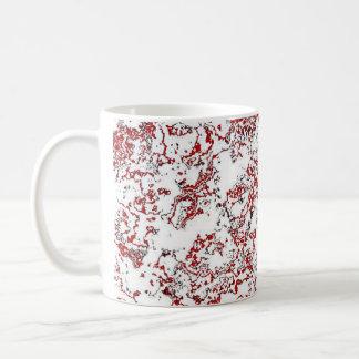 赤いWaterwashデザイナーマグ1 コーヒーマグカップ