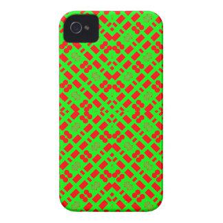 赤いx Case-Mate iPhone 4 ケース