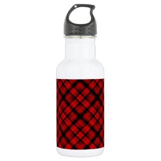 赤および黒 ウォーターボトル