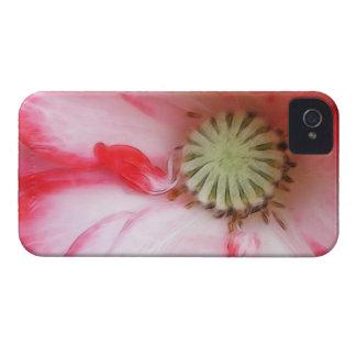赤く及び白いケシの終わり Case-Mate iPhone 4 ケース