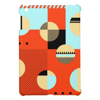 赤く及び青#ColorBlocks iPad Mini カバー
