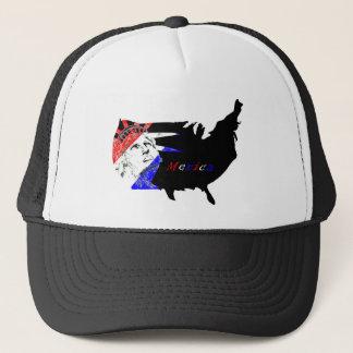 赤く白くおよび青の帽子第4自由の女神 キャップ