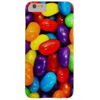 赤く、紫色、黄色およびオレンジゼリーキャンデー BARELY THERE iPhone 6 PLUS ケース
