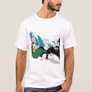 赤ずきんの復讐 Tシャツ