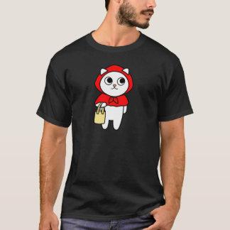 赤ずきん猫 Tシャツ