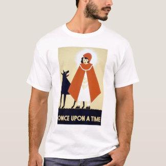 赤ずきん1937 WPA Tシャツ