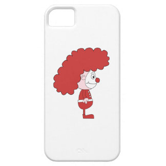 赤と白のピエロ。 漫画 iPhone SE/5/5s ケース