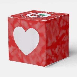 赤のナイジェリア愛白 フェイバーボックス