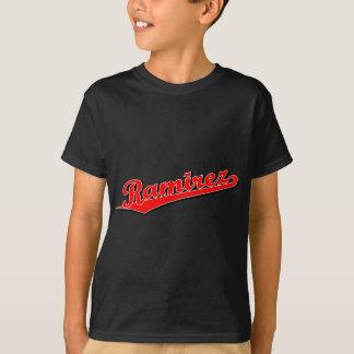 赤のラミレス Tシャツ