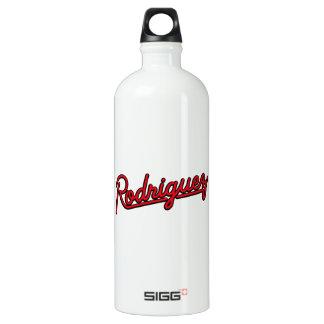 赤のロドリゲス ウォーターボトル