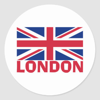 赤のロンドン ラウンドシール