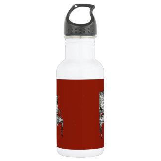 赤の執権期間の椅子 ウォーターボトル