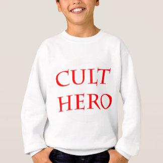 赤の嵩拝の英雄 スウェットシャツ