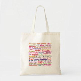 赤の広場の単語 トートバッグ