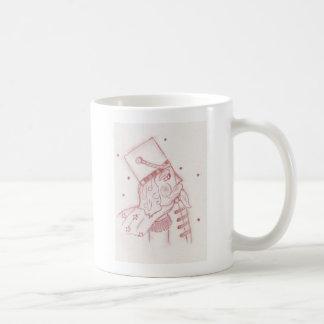赤の戦わない兵隊 コーヒーマグカップ