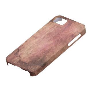 赤の汚された及び引きずられる、グランジな及び汚れた血の染み Case-Mate iPhone 5 ケース