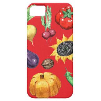 赤の農場の収穫 iPhone SE/5/5s ケース