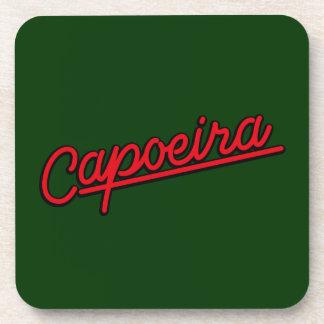 赤のCapoeira コースター