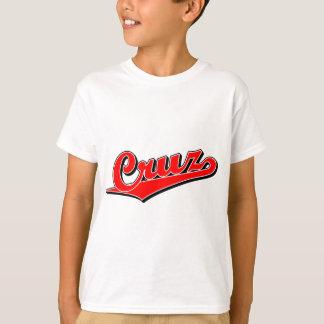 赤のCruz Tシャツ