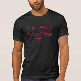 赤のMoFoBo.NeTのヴィンテージの黒 Tシャツ