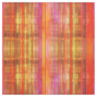 赤を埋めて近代美術を縞で飾ります抽出して下さい ファブリック