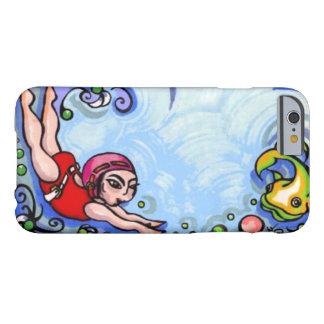 赤ん坊のアイリーンの真珠ダイバーのiPhone6ケース Barely There iPhone 6 ケース