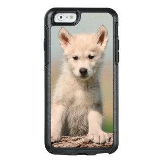 赤ん坊のオオカミ オッターボックスiPhone 6/6Sケース