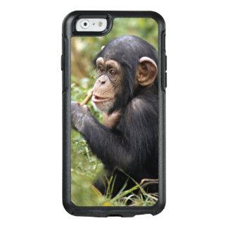 赤ん坊のチンパンジー(鍋のTroglodytes) オッターボックスiPhone 6/6sケース
