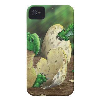 赤ん坊のドラゴン Case-Mate iPhone 4 ケース