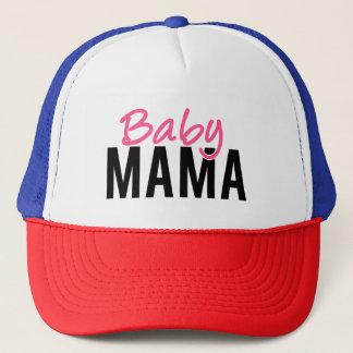 赤ん坊のママ キャップ