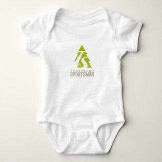 赤ん坊の一つ ベビーボディスーツ