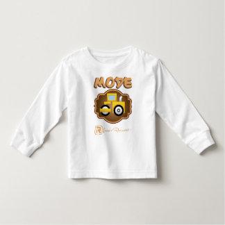 赤ん坊の建築車 トドラーTシャツ
